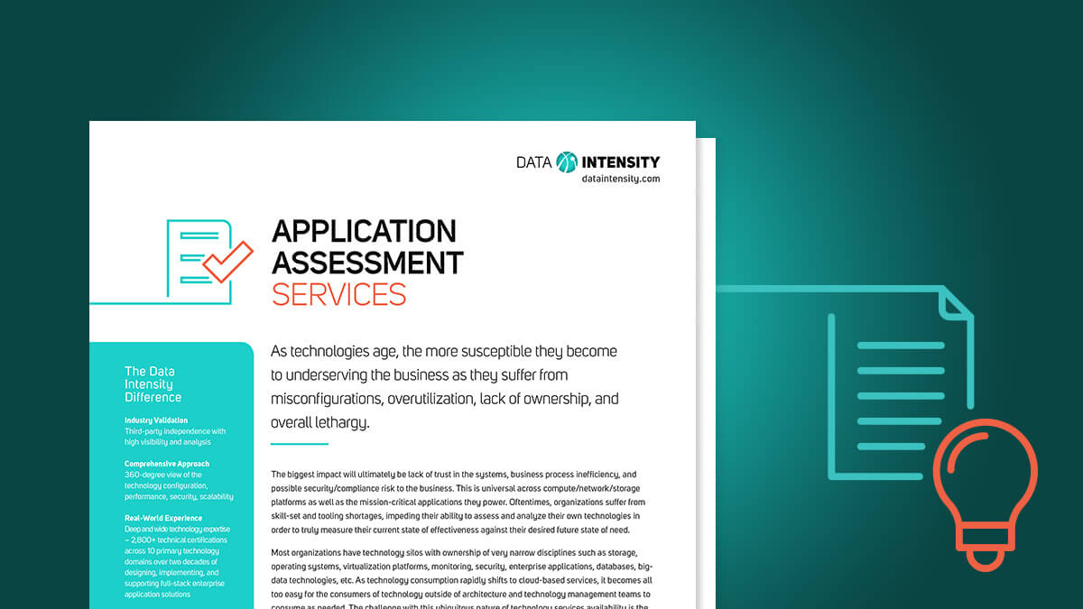 Application Assessment Services