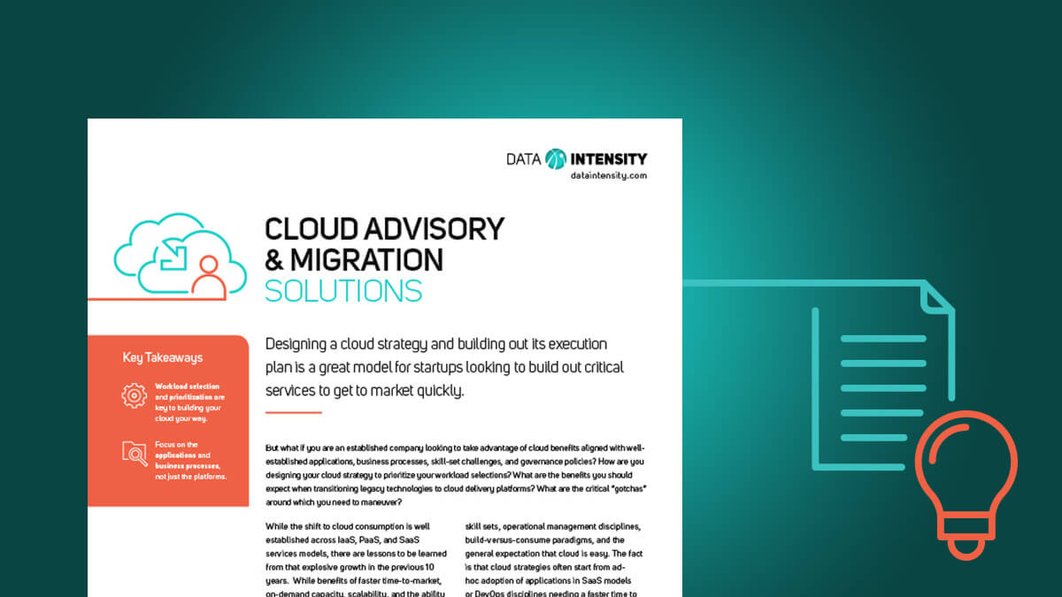 Cloud Advisory & Migration Solutions