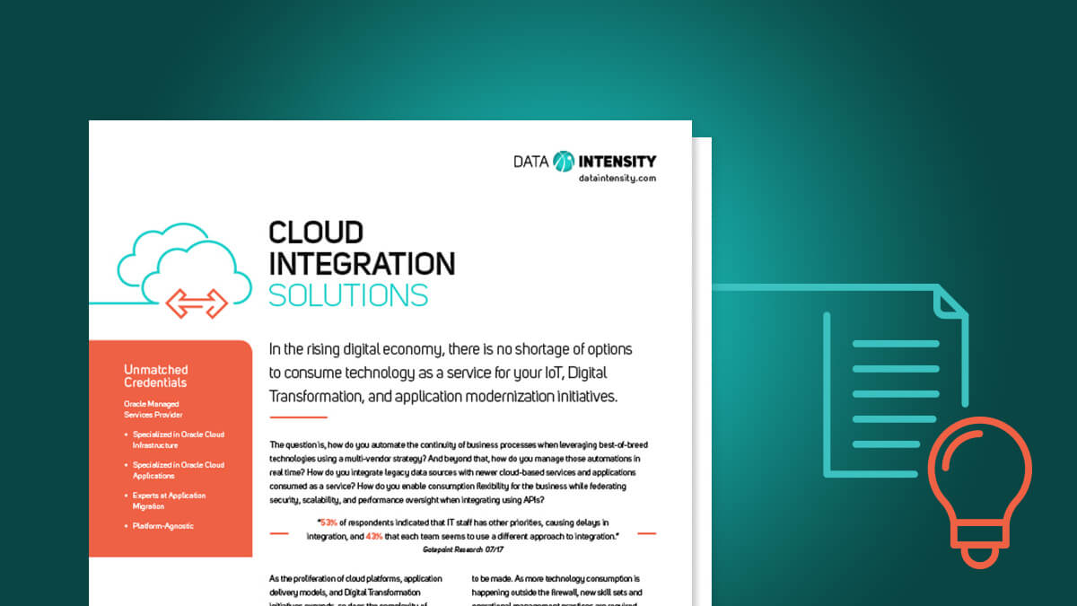 Cloud Integration Solutions