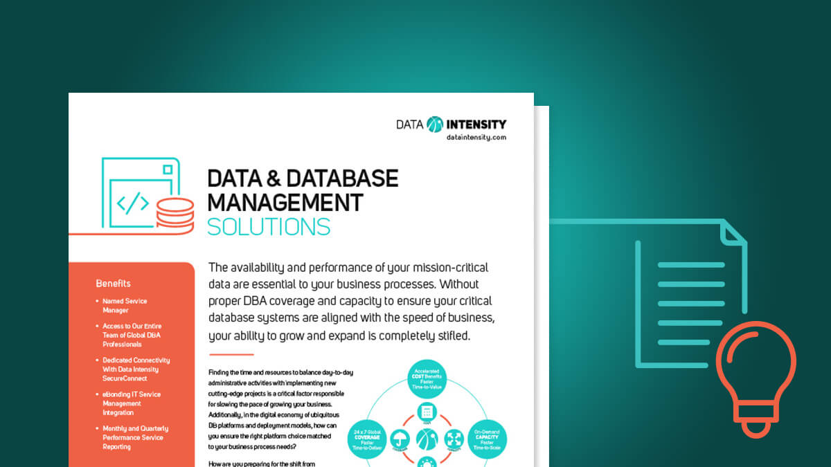 Data & Database Management Solutions