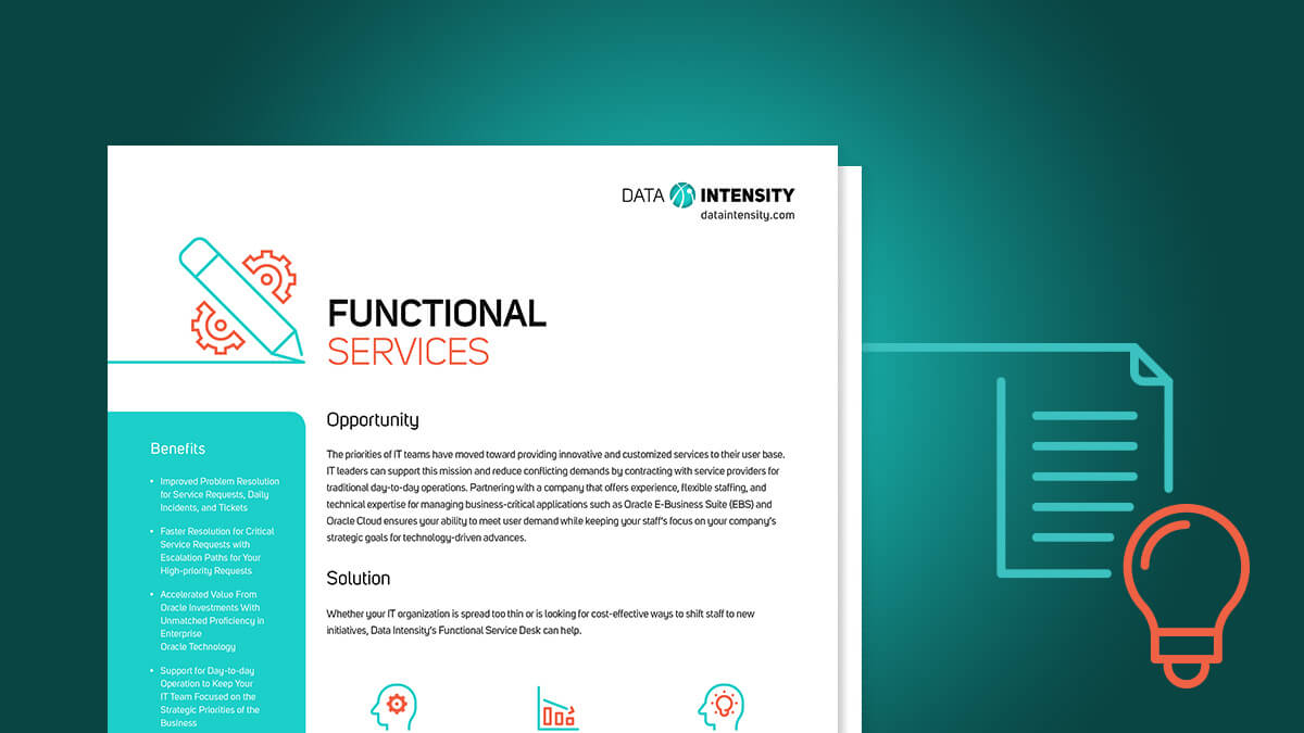 Functional Services