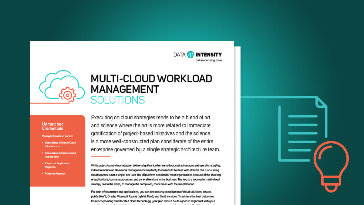 Multi-Cloud Workload Management Solutions