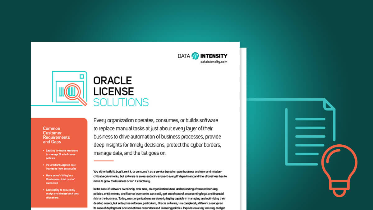 Oracle License Solutions