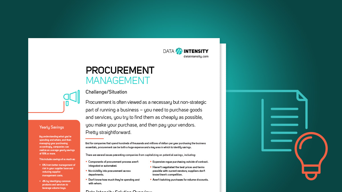 Procurement Solutions