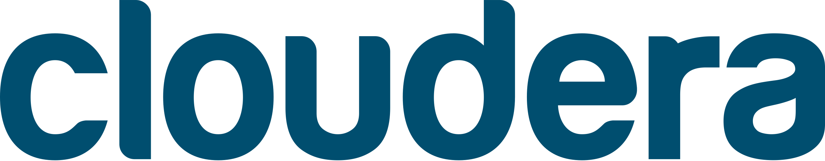 cloudera partner logo
