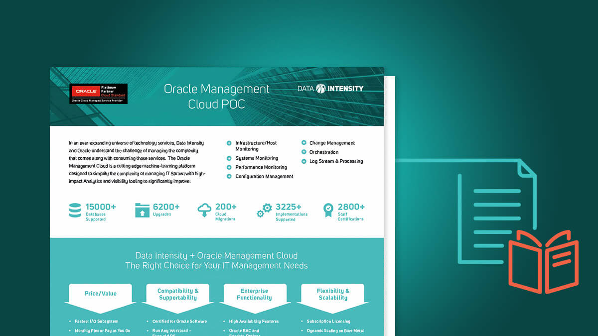 DI Oracle Management Cloud