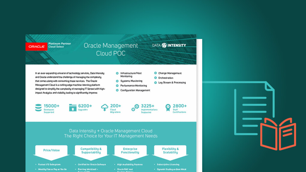 data-intensity-oracle-management-cloud
