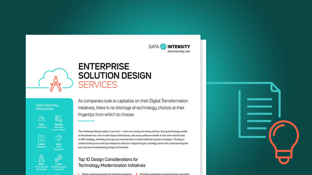 enterprise-solution-design-services